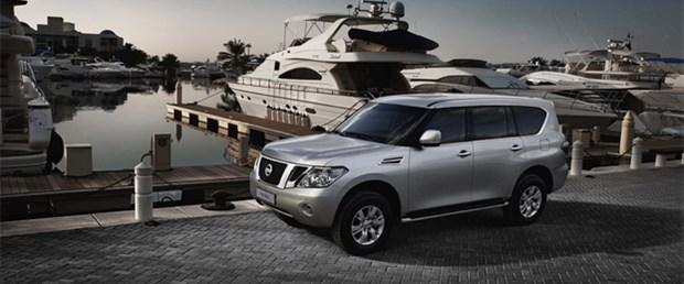 Yeni nesil Nissan Patrol