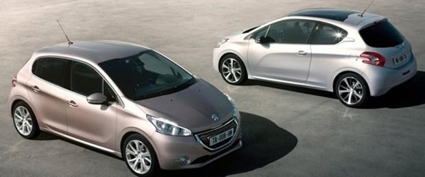 Yeni Peugeot 208 tanıtıldı