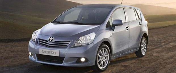 Yeni Toyota Verso MPV
