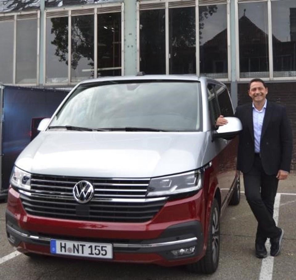 Volkswagen Ticari Araç Genel Müdürü Tolga Senyücel