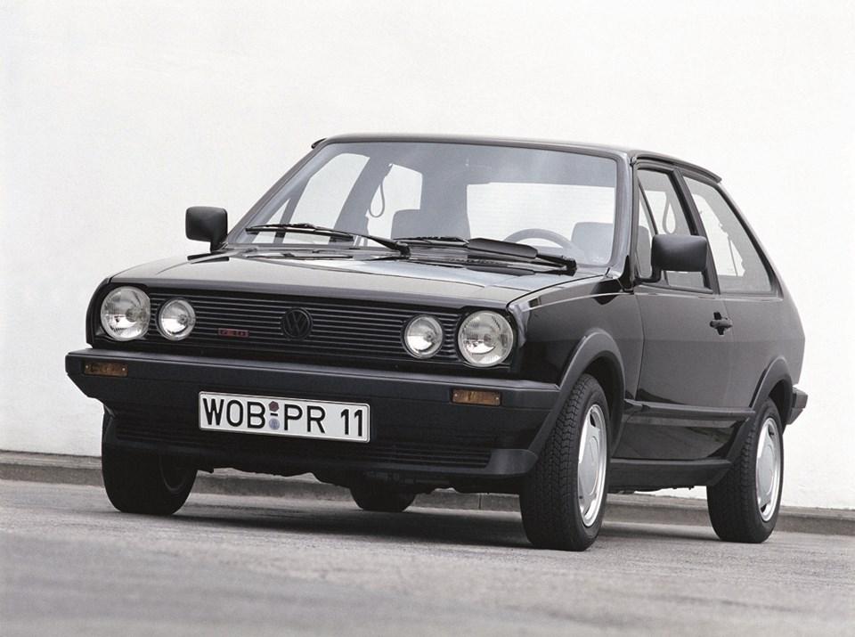 1986 Volkswagen Polo G40