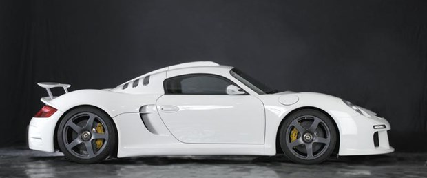 Yeniden yaratılmış süper Porsche