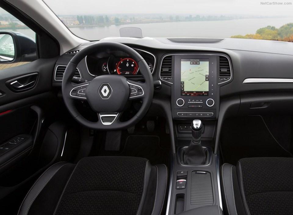 Yılın otomobili Renault Megane Sedan - 1 | NTV