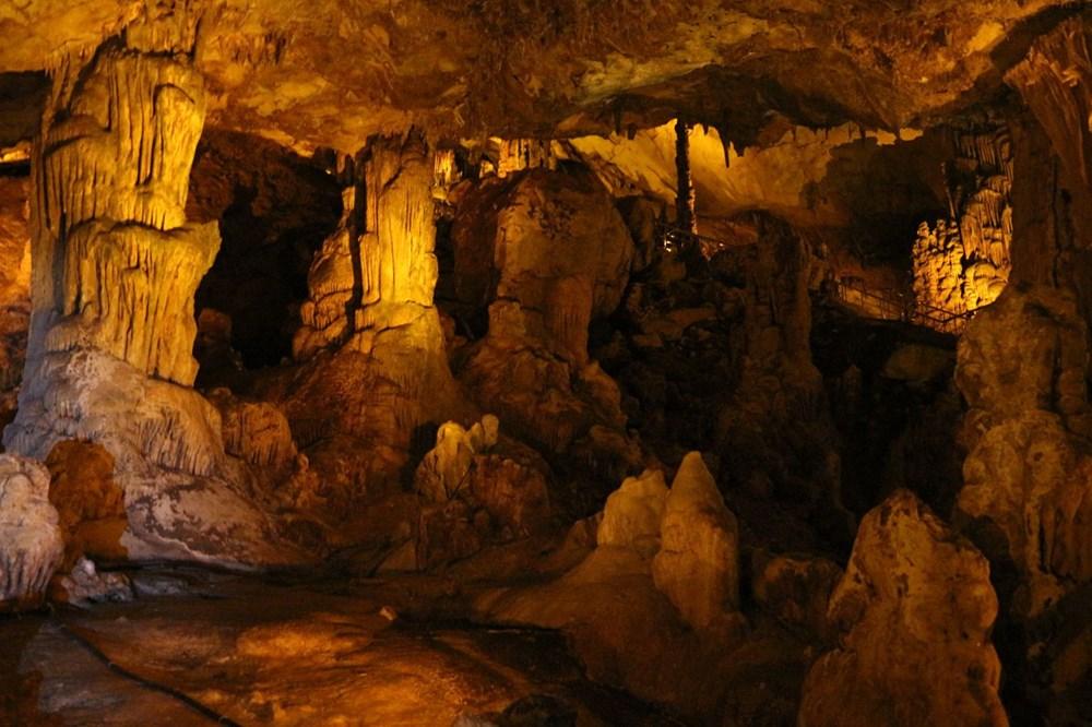 3.5 milyon yıllık 'Ballıca Mağarası' Tokat turizminin cazibe merkezi olacak - 7