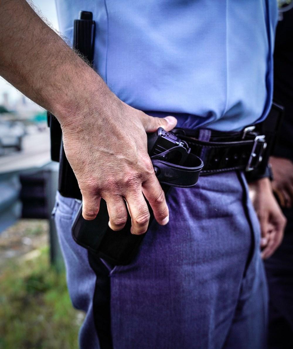 ABD'de yine polis şiddeti (Atlanta kenti karıştı) - 9