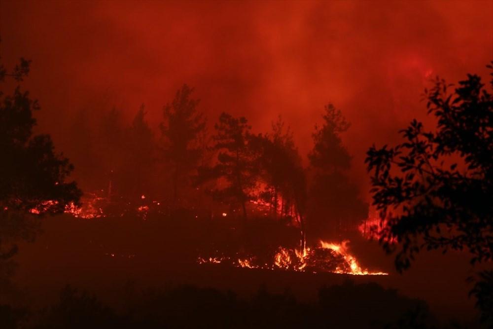 Antalya, Adana, Mersin ve Osmaniye'de orman yangınları - 16