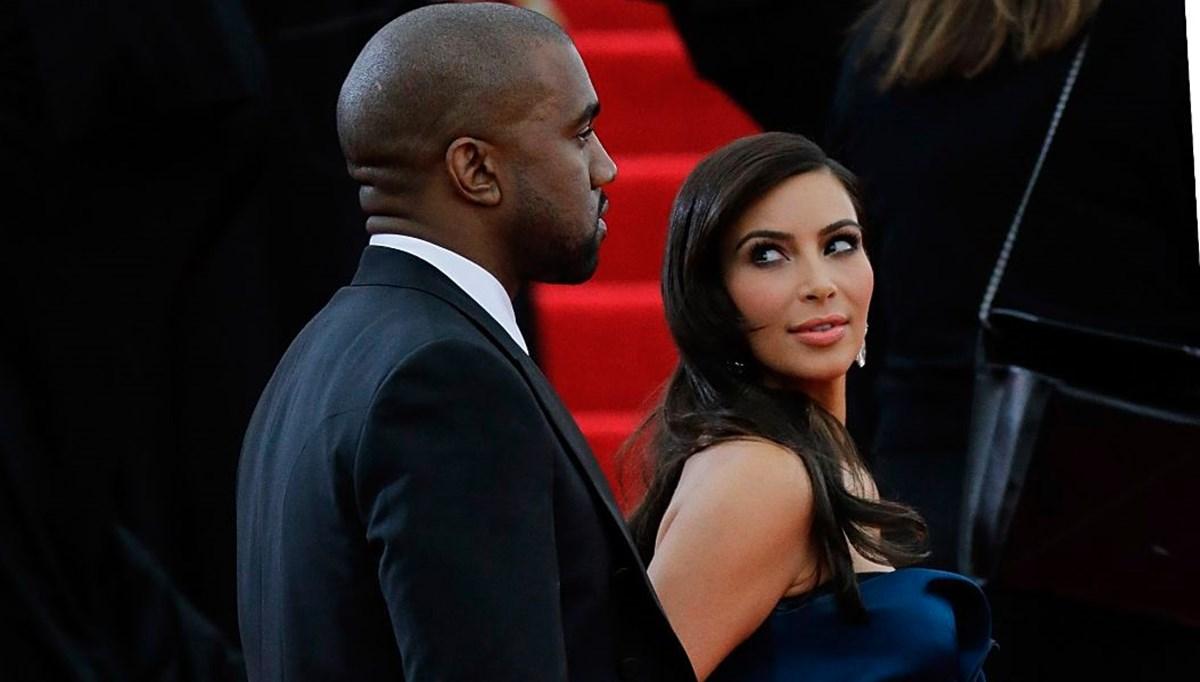 Kim Kardashian ile Kanye West boşanırken 2,2 milyar dolarlık serveti bölüşecek