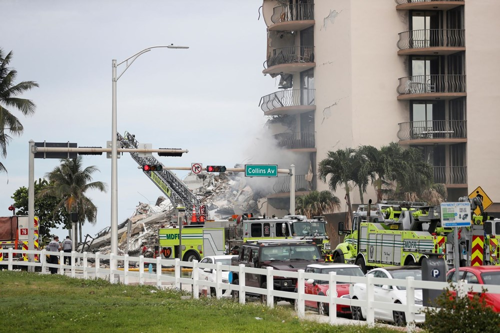 Building collapsed in the USA: Loss of life increased to 4, 159 people are missing - 5
