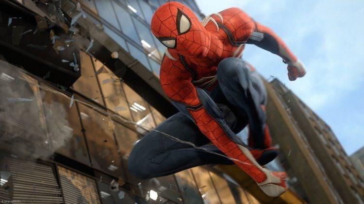 Marvel's Spiderman oyunu büyülüyor