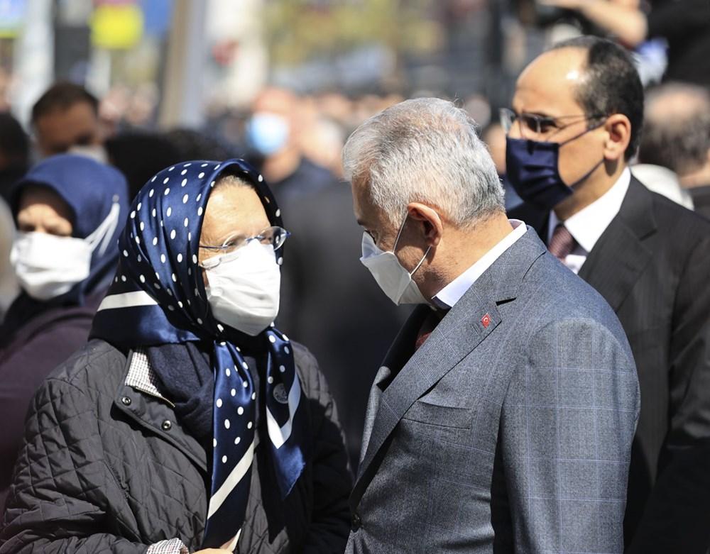 Soylu'nun annesi için tören düzenlendi (Cumhurbaşkanı Erdoğan da katıldı) - 13