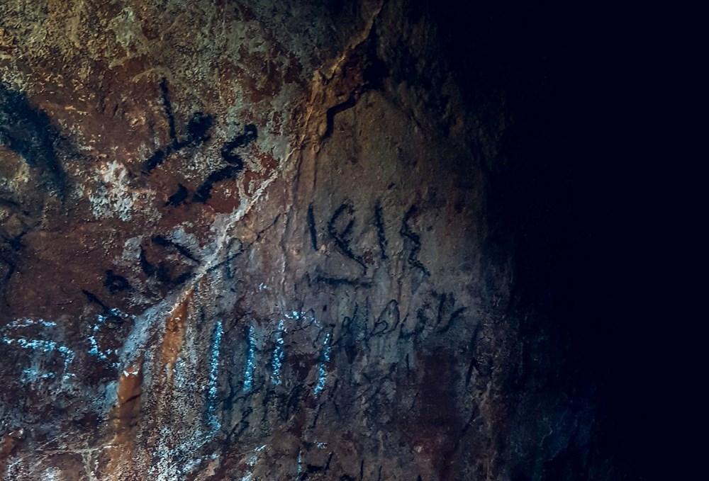 Safranbolu Bulak Mağarası'nda gizemli bir not bulundu: İkiniz orada mısınız? Biz burada sizi arıyoruz - 5