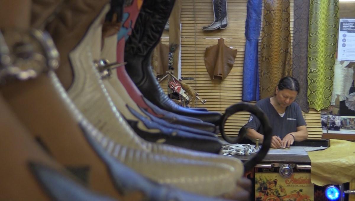 Hollywood'un kovboy çizmeleri Beyoğlu'ndan