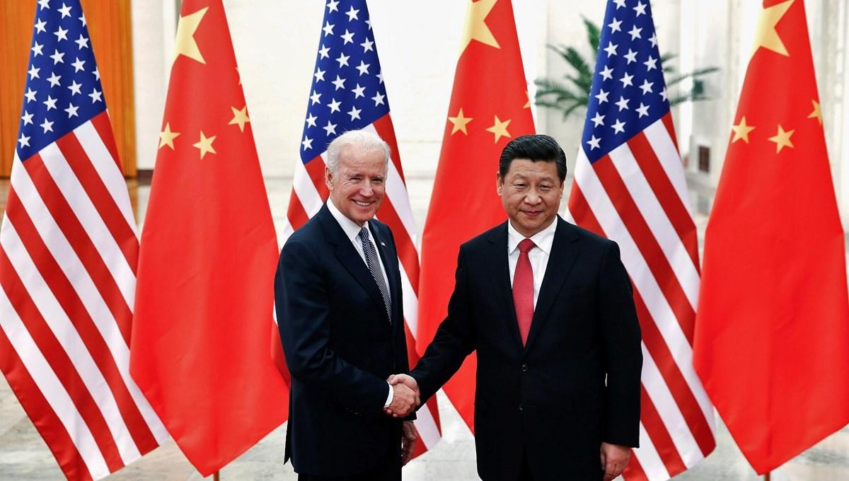 Çin Biden'ı tebrik etti