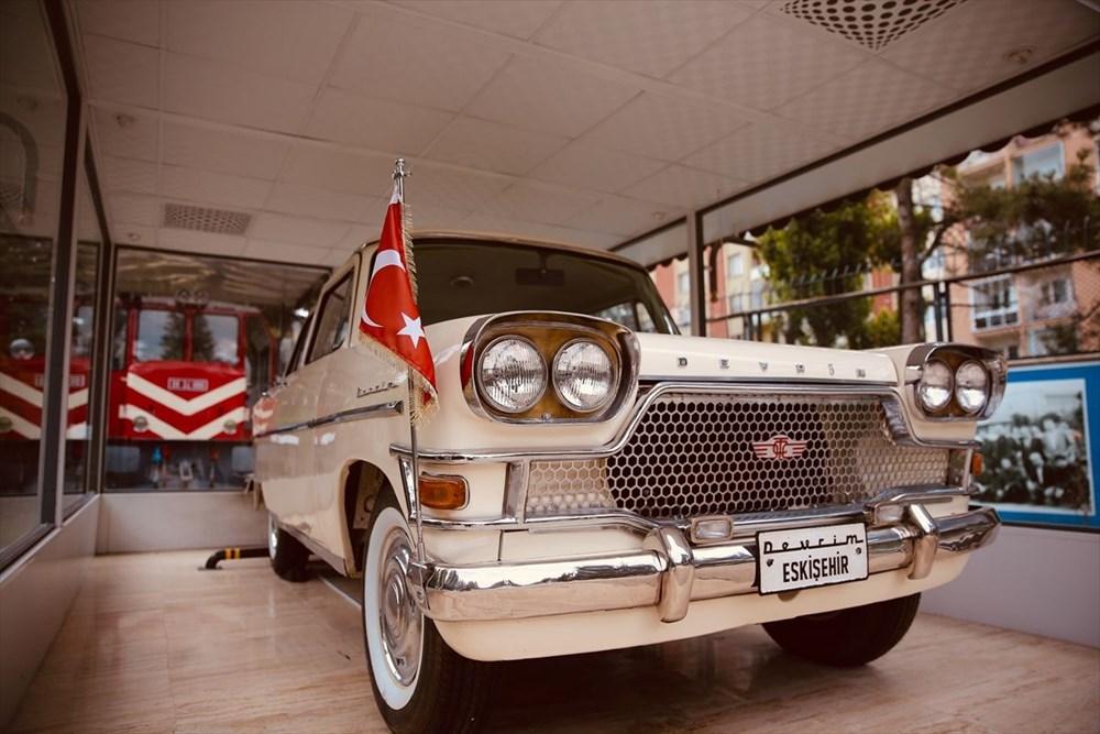 Devrim Otomobili Müzesi kapılarını yeniden açtı - 4