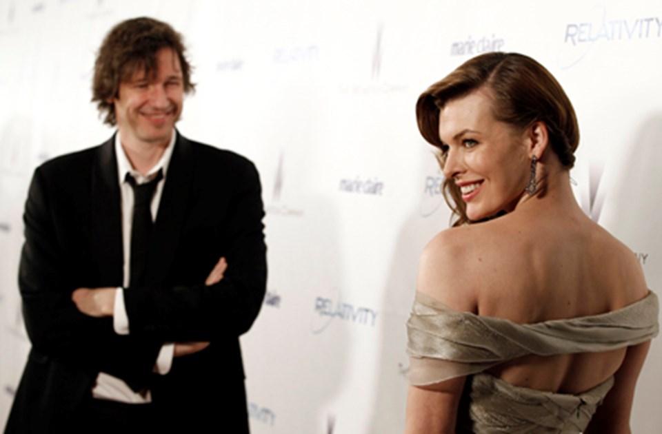 Milla Jovovichve eşi Paul W.S. Anderson.