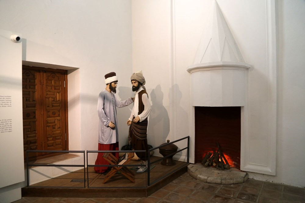 Osmanlı'nın akıl hastanesi müze oldu - 8