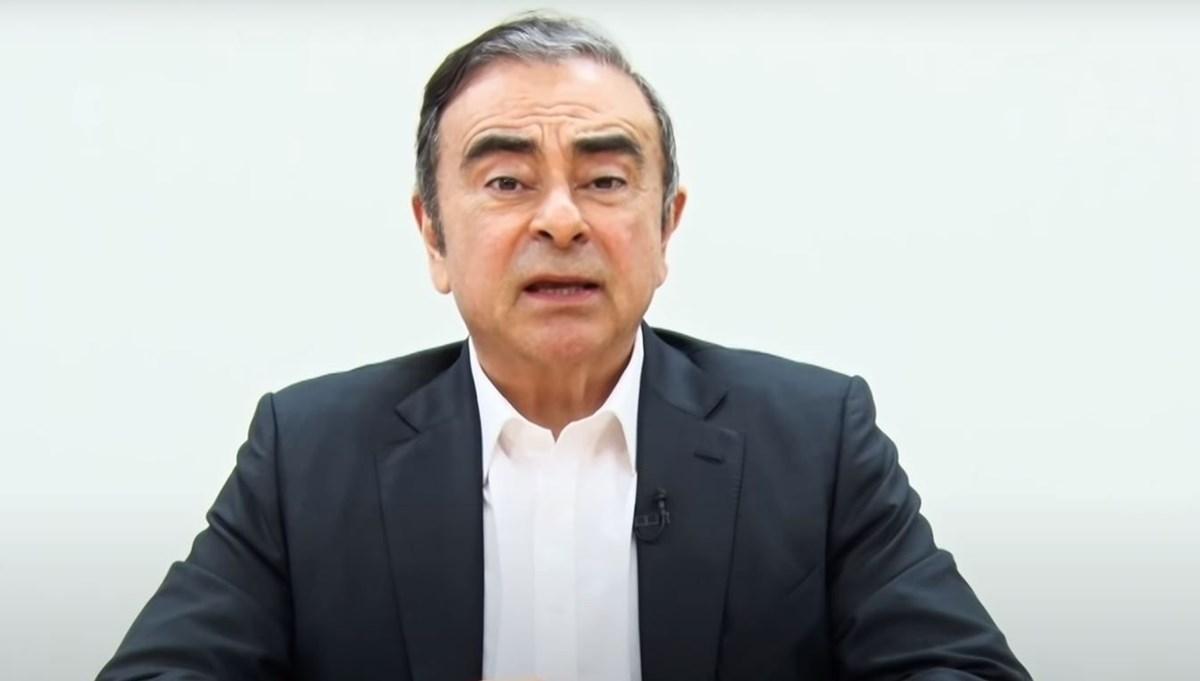 Eski Nissan CEO'suGhosn'a açılan 95 milyon dolarlık dava Tokyo'da başladı