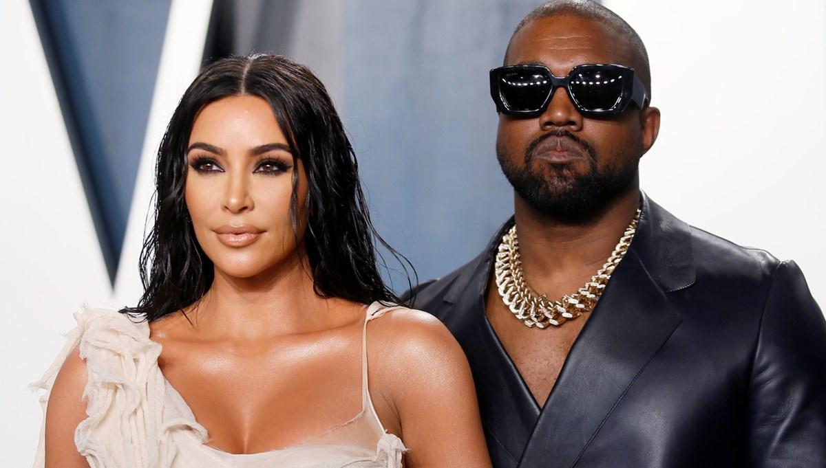 Kim Kardashian, Kanye West'ten boşanmak için dava açtı