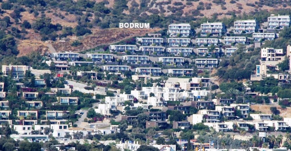 Corona virüsten kaçan tatilciler Bodrum'u terk etmiyor: Nüfus 400 bine çıktı - 6