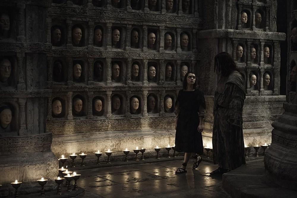 Kış Rüzgarları, gizemli katil Jaqen H'ghar'ın sırrını açığa çıkaracak - 6