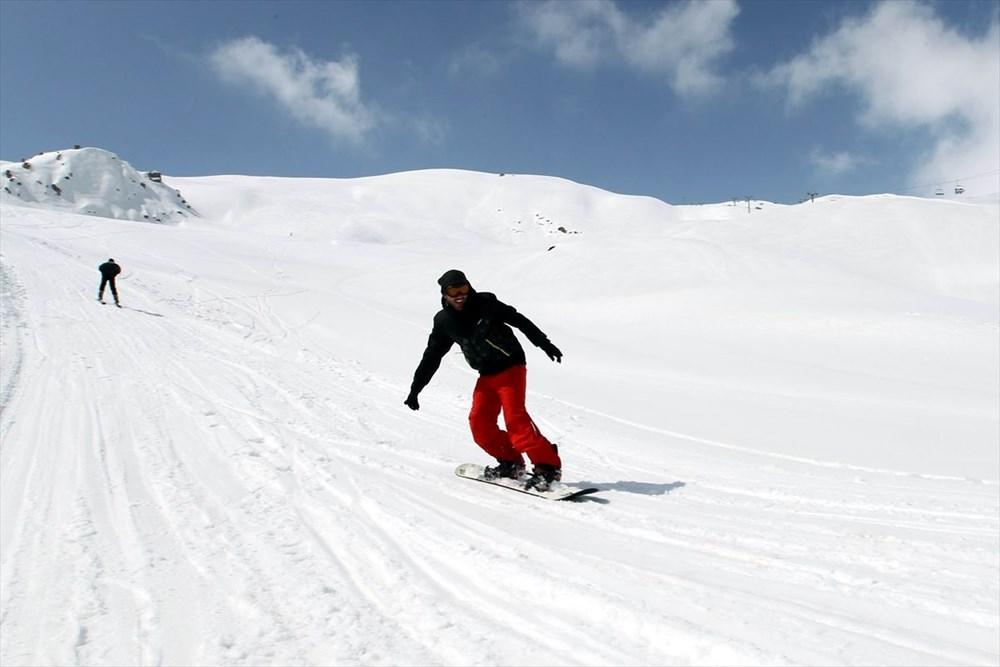 Burası Alp Dağları değil, Hakkari Merga Bütan Kayak Merkezi - 9