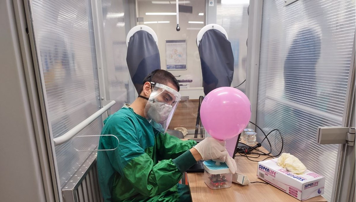 Detects Covid-19 in seconds: Electronic Nose