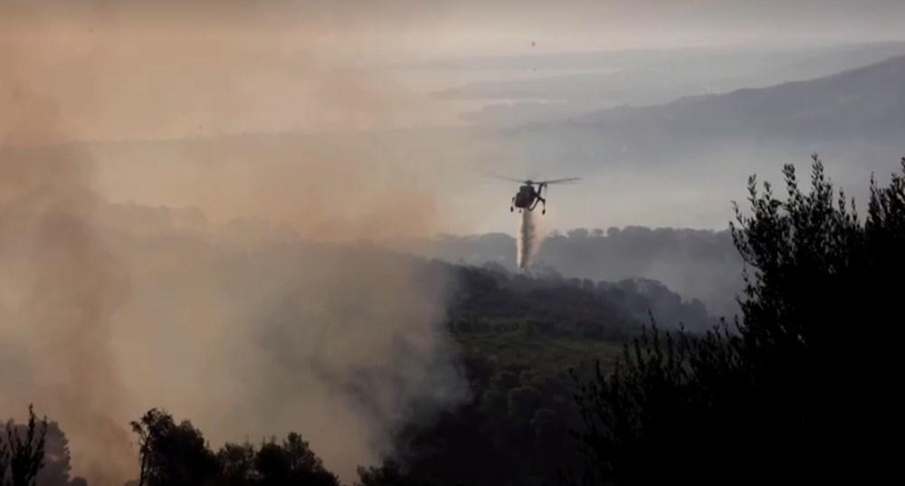 Akdeniz alev aldı: Yunanistan ve İtalya'da orman yangınları sürüyor - 38