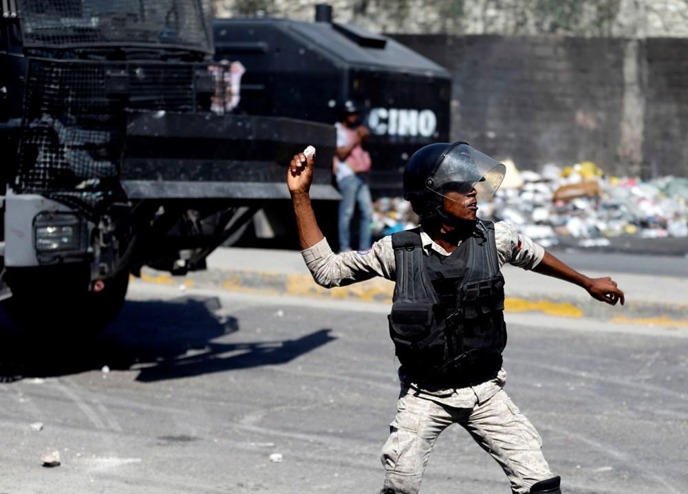 Haiti'de hükümet karşıtı protestolara sert müdahale - 2