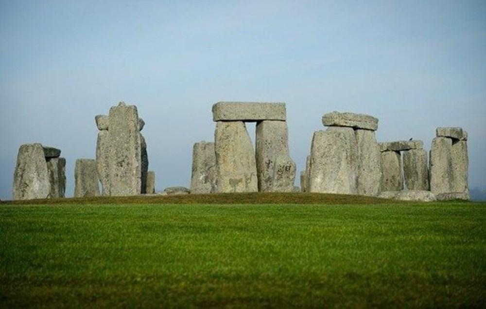 Stonehenge'teki dev kayaların nereden geldiği çözüldü - 3