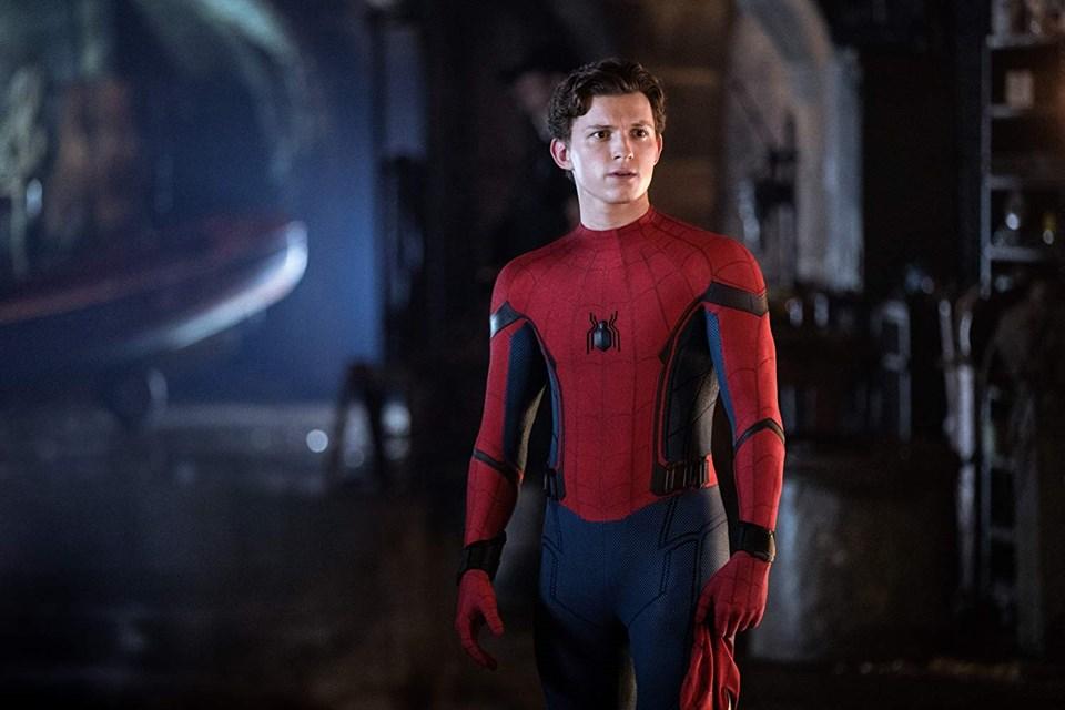 Tom Holland, Zendaya ile birlikte 2021'de yeni Örümcek Adam filminde rol alacak