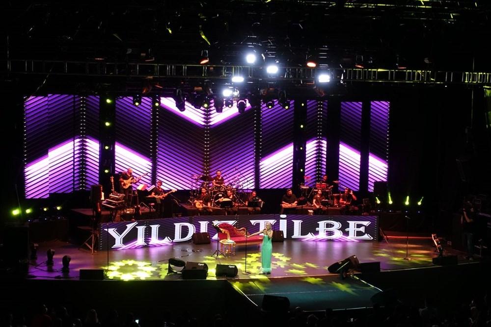 Yıldız Tilbe'nin Harbiye konserinde Berkay sürprizi - 2