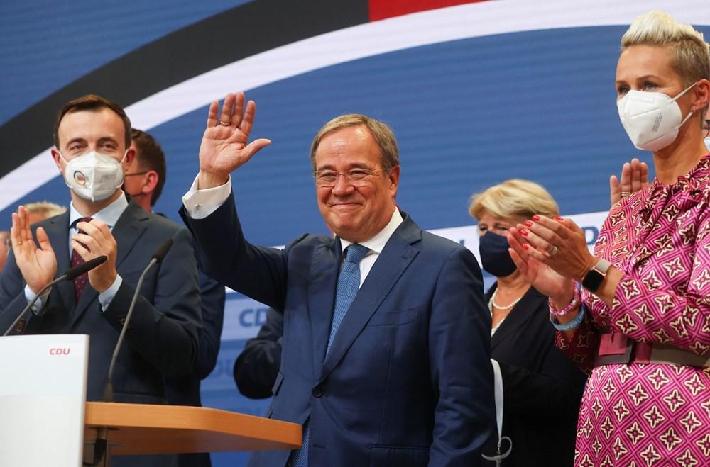Almanya'da başa baş seçim yarışı - 4