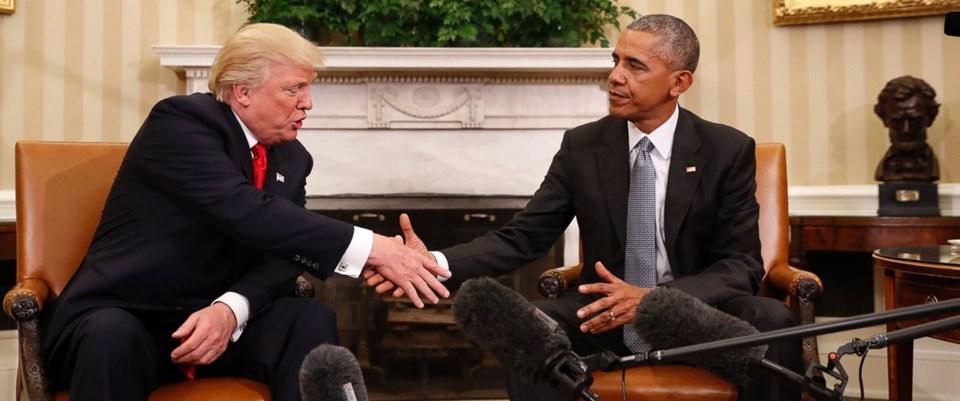 ABD istihbarat örgütü, İngiliz emekli ajan tarafından hazırlanan 35 sayfalık belgede yer alan bilgileri ABD Başkanı Barack Obama ve Donald Trump'la aynı gün içerisinde paylaştı.