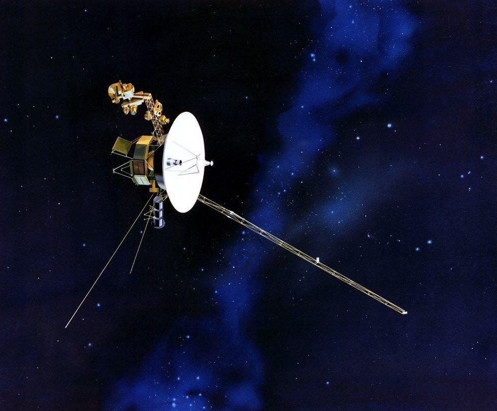 """Voyager 2, 18 milyar kilometre uzaktan """"Merhaba"""" dedi (Türkçe mesaj da taşıyor) - 7"""