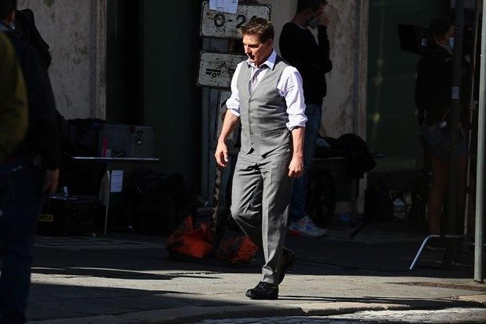Tom Cruise, Görevimiz Tehlike ekibinin kabusu oldu - 6