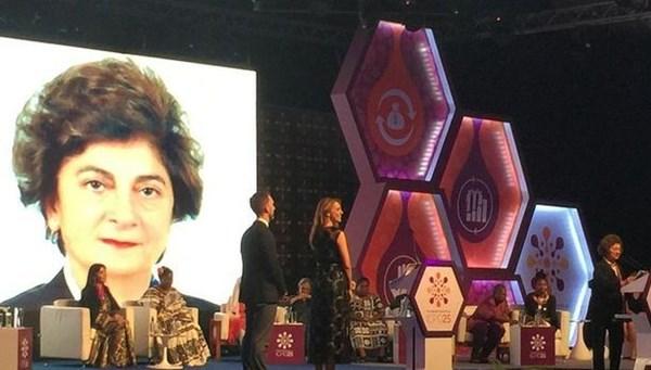 Dr. Ayşe AkınBirleşmiş Milletler Nüfus Fonu ödülüne layık görüldü