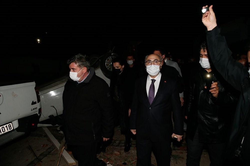 İzmir Alaçatı'da hortum: 16 yaralı - 6
