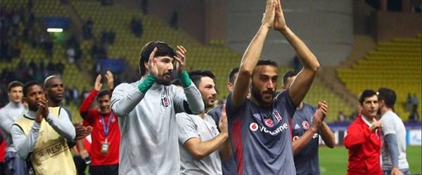 Beşiktaş rekorunu kırdı!