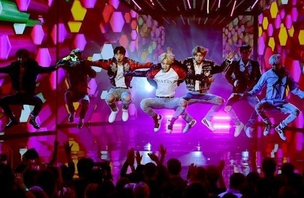 BTS'ten yeni dünya rekoru: Black Swan 103 ülkede birinci - 3