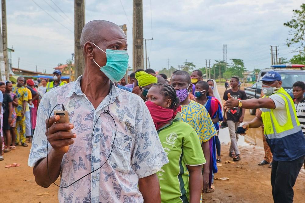 Uygulanan aşı dozu 6 milyarı geçti:  En az15 ülke yüzde 3'ünü bile aşılayamadı - 7