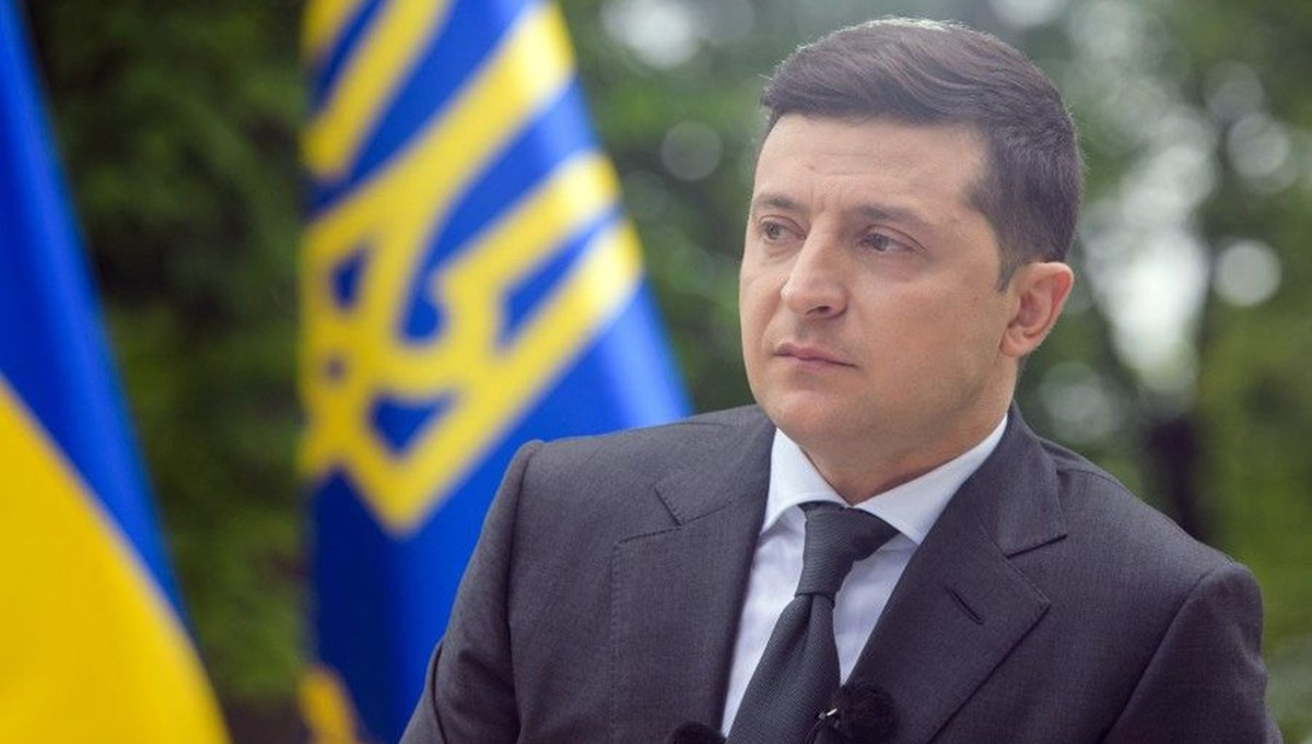 Covid-19'a yakalanan Ukrayna Devlet Başkanı Zelenskiy iyileşti