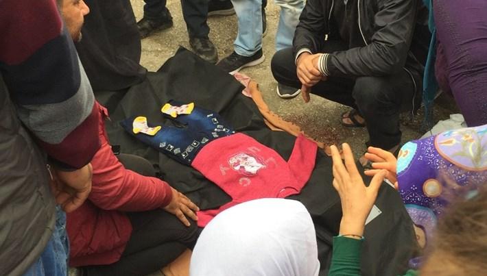 Beton mikserinin çarptığı iki yaşındaki çocuk öldü