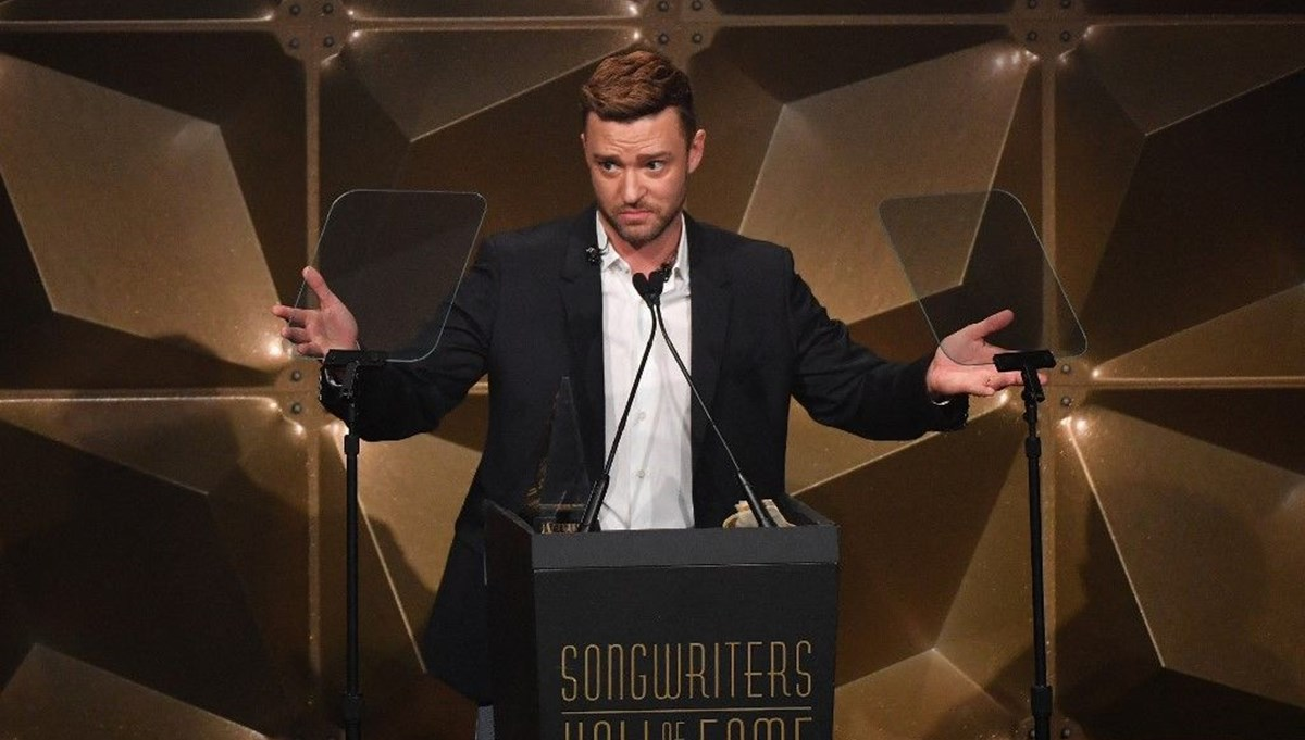 Justin Timberlake'in yeni projesi: Confessions Of A Dangerous Mind