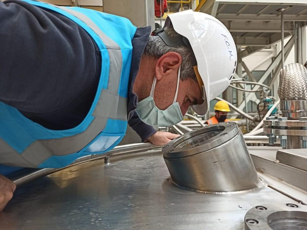 Türkiye'nin ilk lityum üretim tesisi resmen açıldı - 14