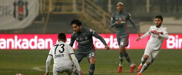 Grandmedical Manisaspor-Beşiktaş karşılaşması