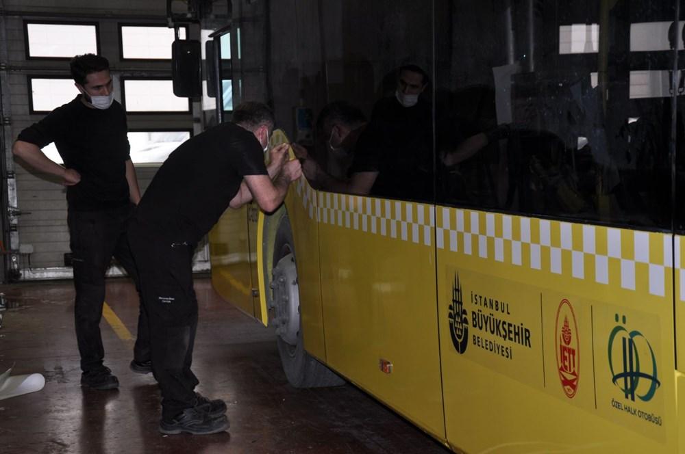 İstanbul'da tek tip toplu taşıma dönemi başlıyor - 4