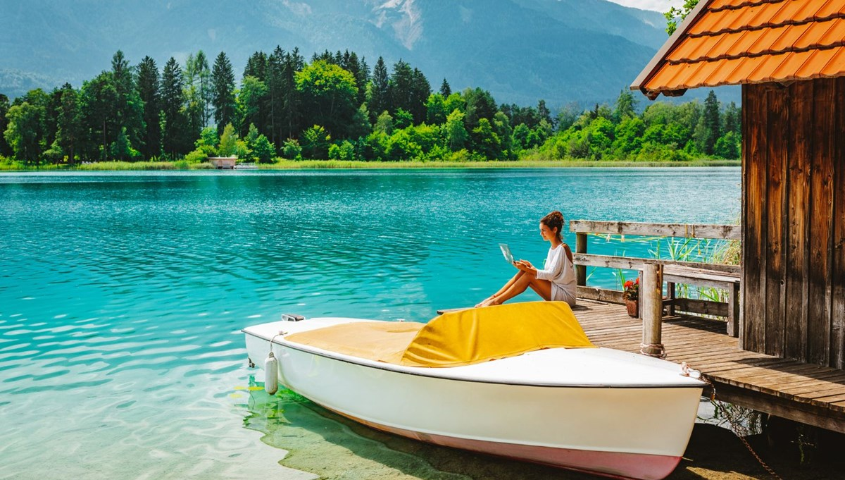 New trend Workation: Take both vacation and business