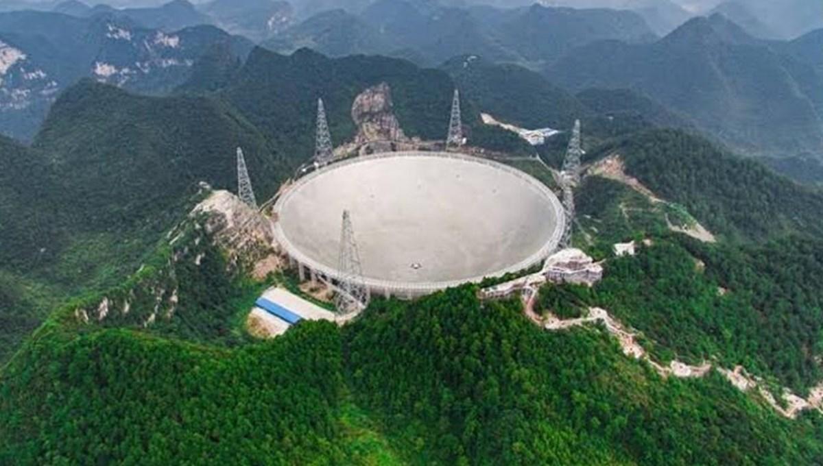 Çin dev teleskobunu dünyaya açıyor (Tekno Hayat)