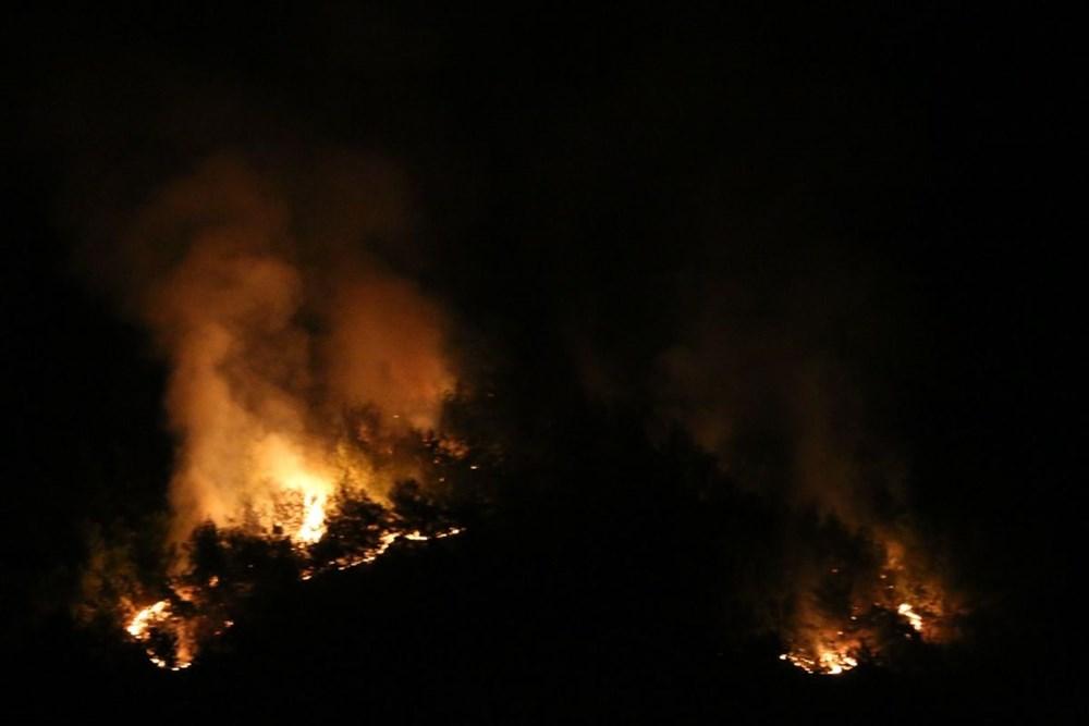Antalya, Adana, Mersin,Muğla, Osmaniye ve Kayseri 'de orman yangınları - 17