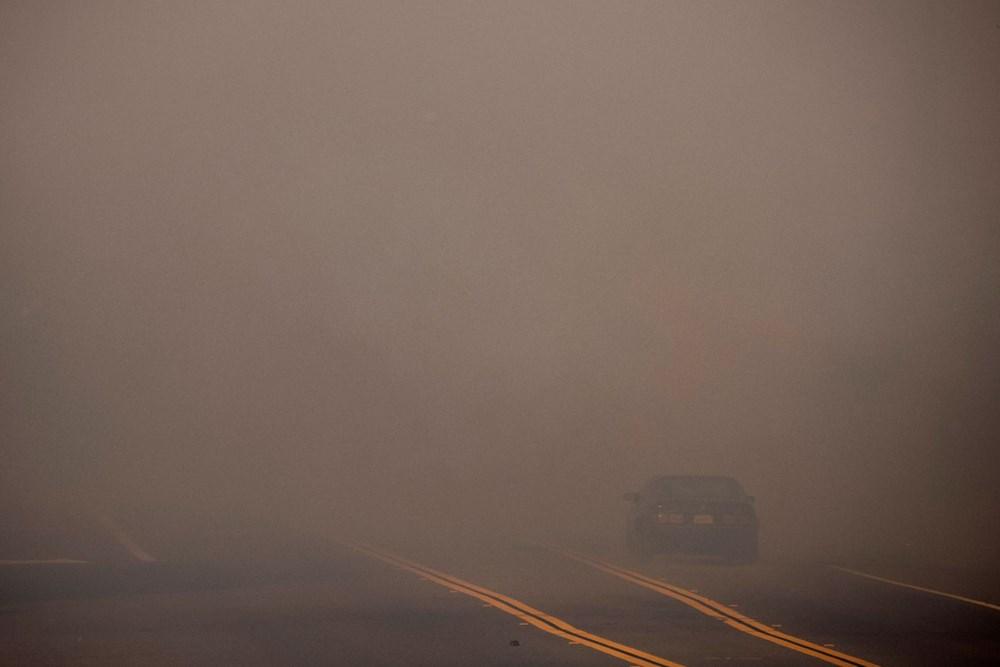 California yeniden yanıyor - 17